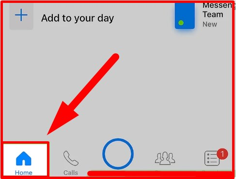 how to find archived messages on facebook messenger app