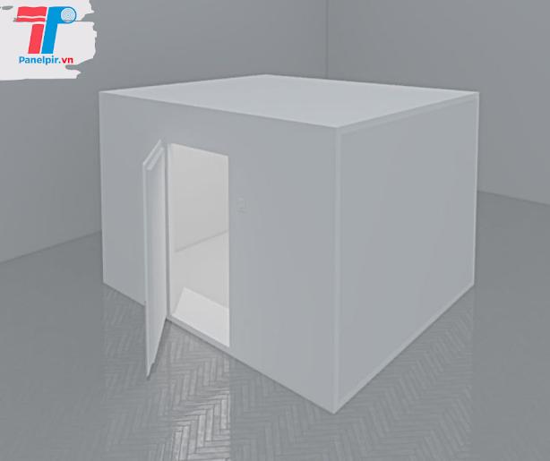 panel PIR làm cửa kho lạnh