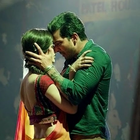 REVIEW; FILM INDIA SANAM TERI KASAM