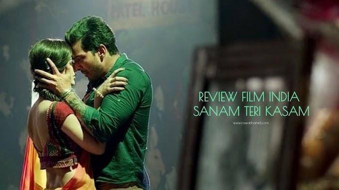 REVIEW; FILM INDIA SANAM TERI KASAM