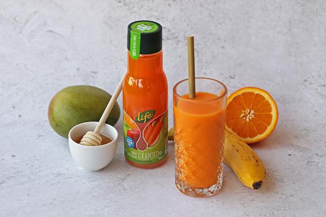 Συνταγή για Αντιοξειδωτικό Smoothie με Φρούτα
