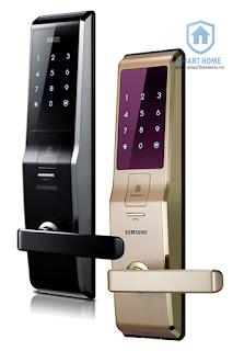 Sử dụng Khóa cửa điện tử để bảo vệ ngôi nhà của bạn