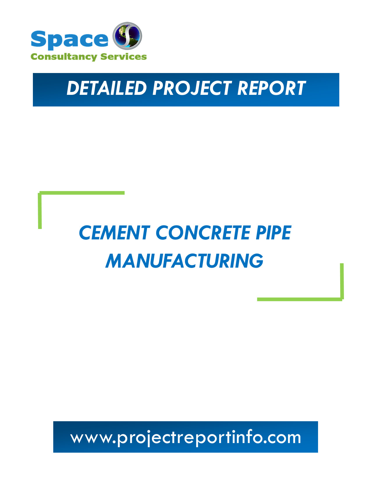 Project Report on Cement Concrete Pipe Manufacturing