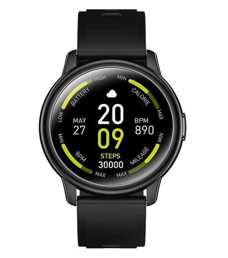 iporachx S27D4 Heart Rate Sleep Monitor Smartwatch
