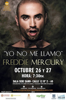 Yo No Me Llamo Freddie Mercury | SEKI SANO
