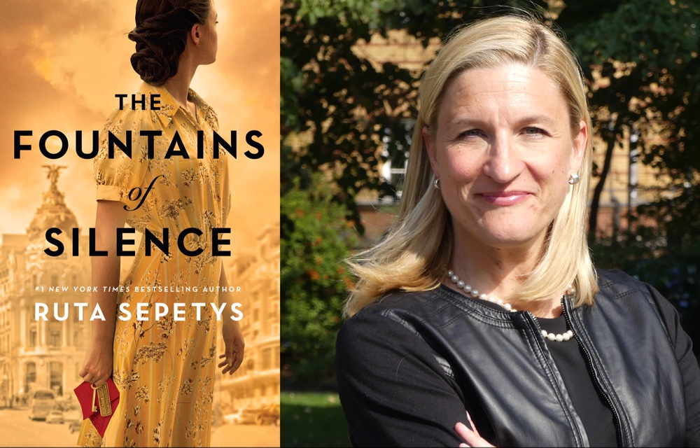The Fountains of Silence by Ruta Sepetys | Superior Young Adult Fiction | Book review