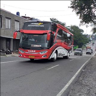 Bus Solo Semarang