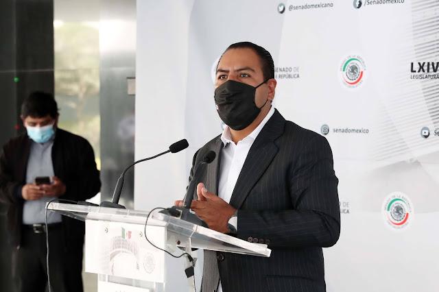 Puntualiza Eduardo Ramírez agenda legislativa pendiente; pide desalojar plantón sobre cannabis