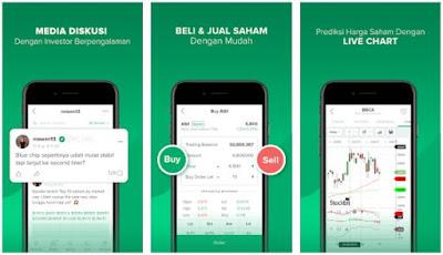 Aplikasi Saham Terbaik & Terpercaya - 1