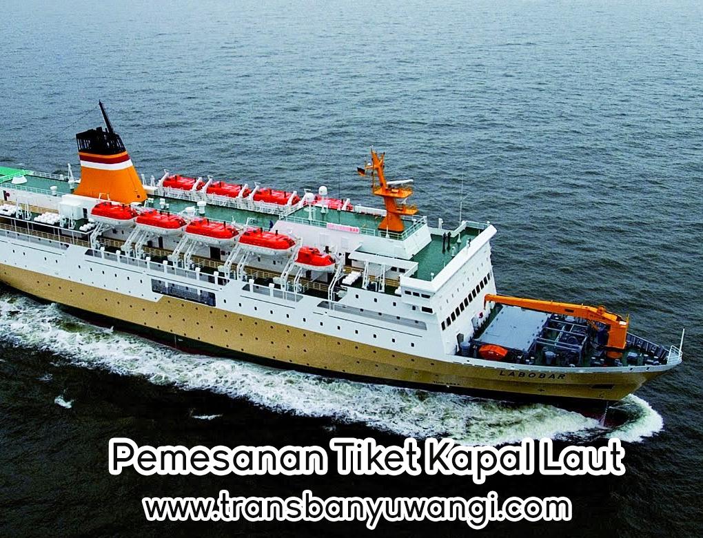 Pemesanan Tiket Kapal Laut Trans Banyuwangi