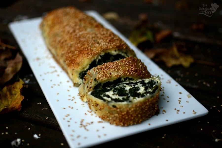 Borek de espinacas y queso 04