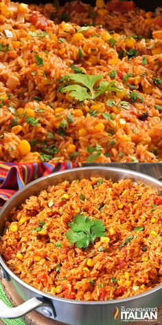 BEST RESTAURANT-STYLE MEXICAN RICE