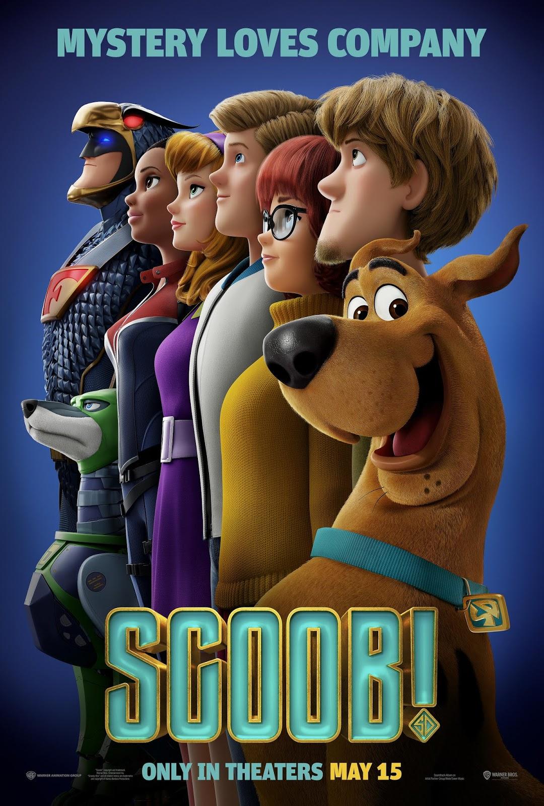 Phim Cuộc Phiêu Lưu Của Scooby Doo - Scoob!