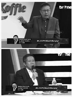 Effendi Gazali Ngaku Masih Teman Edhy Prabowo, Karni Ilyas: Anda Kurang Dekat, Ngabalin Aja Pakai Nangis