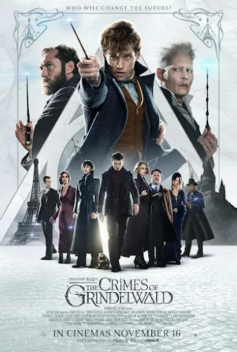 Fantastic Beasts: The Crimes of Grindelwald (BRRip 720p Dual Latino / Ingles) (2018)
