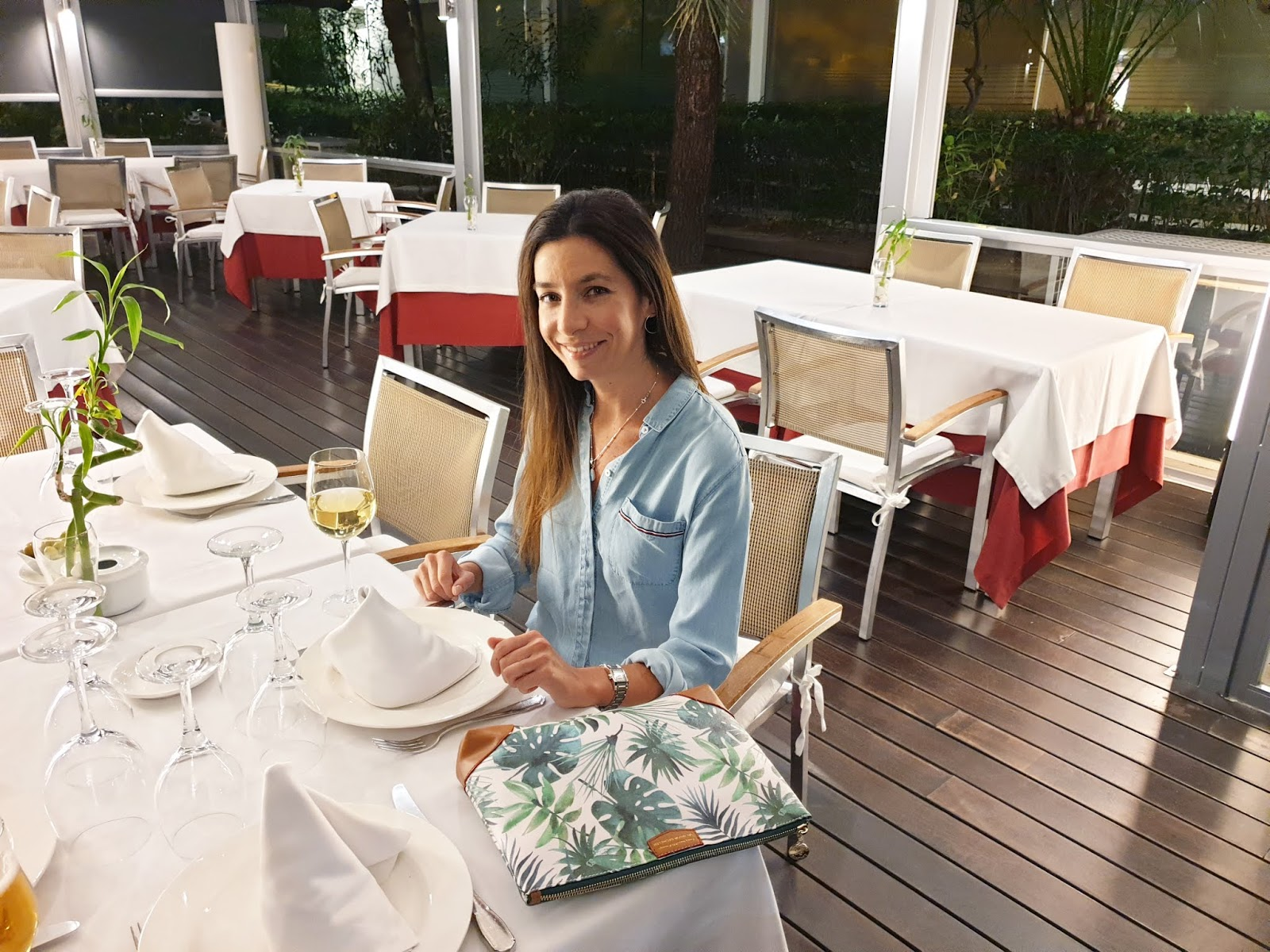 restaurante OX's Madrid