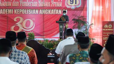H. Rumaksi Berharap Jatah Vaksin Lombok Timur Diprioritaskan