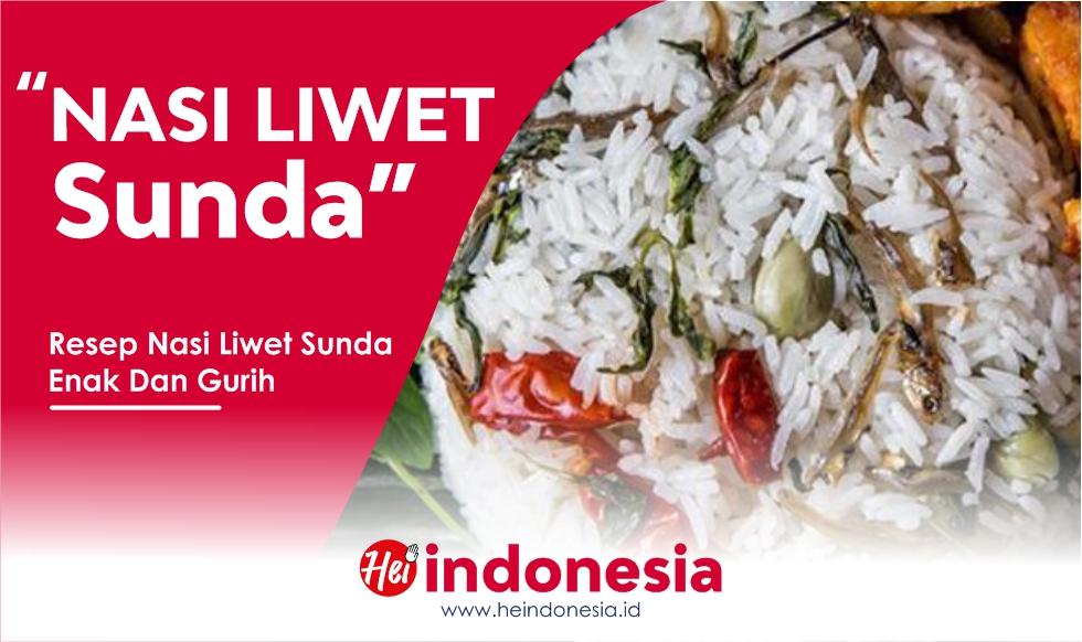 Resep Bumbu Nasi Liwet Sunda