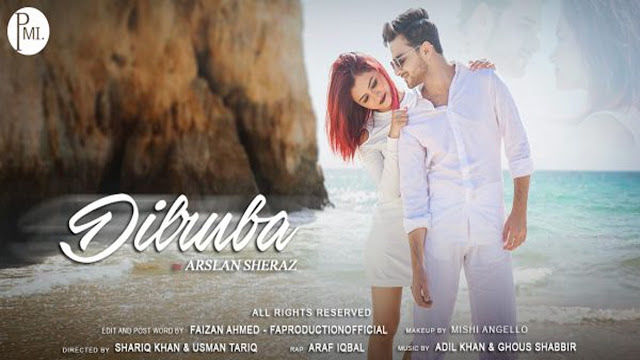Dilruba Song Lyrics - Arslan Sheraz | MNA Records