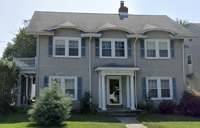 Claremont Blvd, Havertown, PA front view Sears Honor model