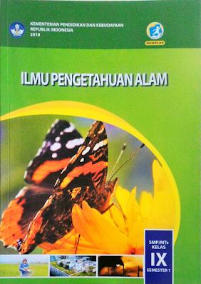 Ebook Siswa kelas 9 Ganjil Kur 2013 revisi 2018