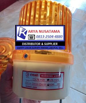 Jual Rotary Putar LTE 1121 24V DC Kuning di Samarinda