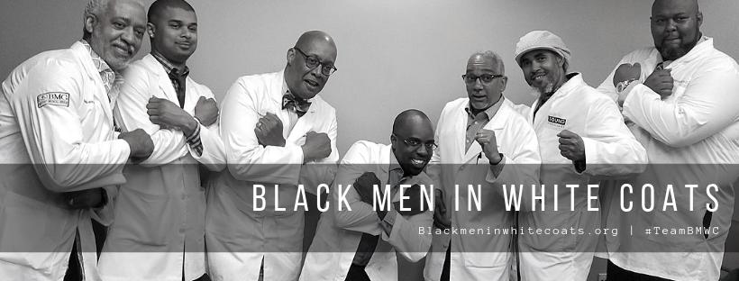 Black Men in White Coats - African Dynamo