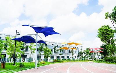 Mua bán dự án Khu đô thị thương mại Viva Park Giang Điền