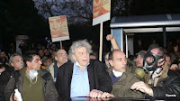Μίκης Θεοδωράκης σε Τσίπρα στις 12/2/2012