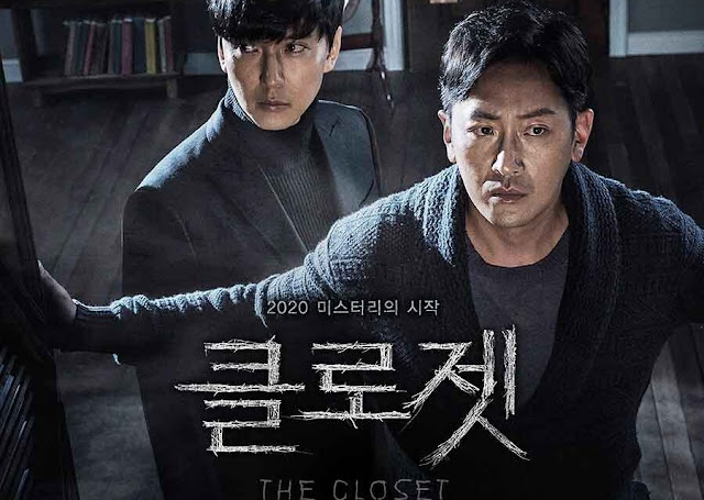 Review Film The Closet: Insidious Versi Korea - Clouidnesia