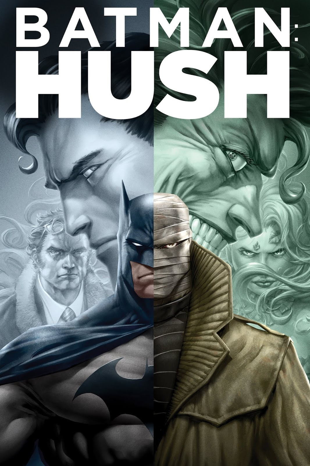 Batman: Hush [2019] [DVDR] [NTSC] [Latino]
