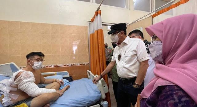 Cerita Napi yang Selamat dari Kebakaran Lapas Tangerang, Saksikan Teman Sekamar Hangus