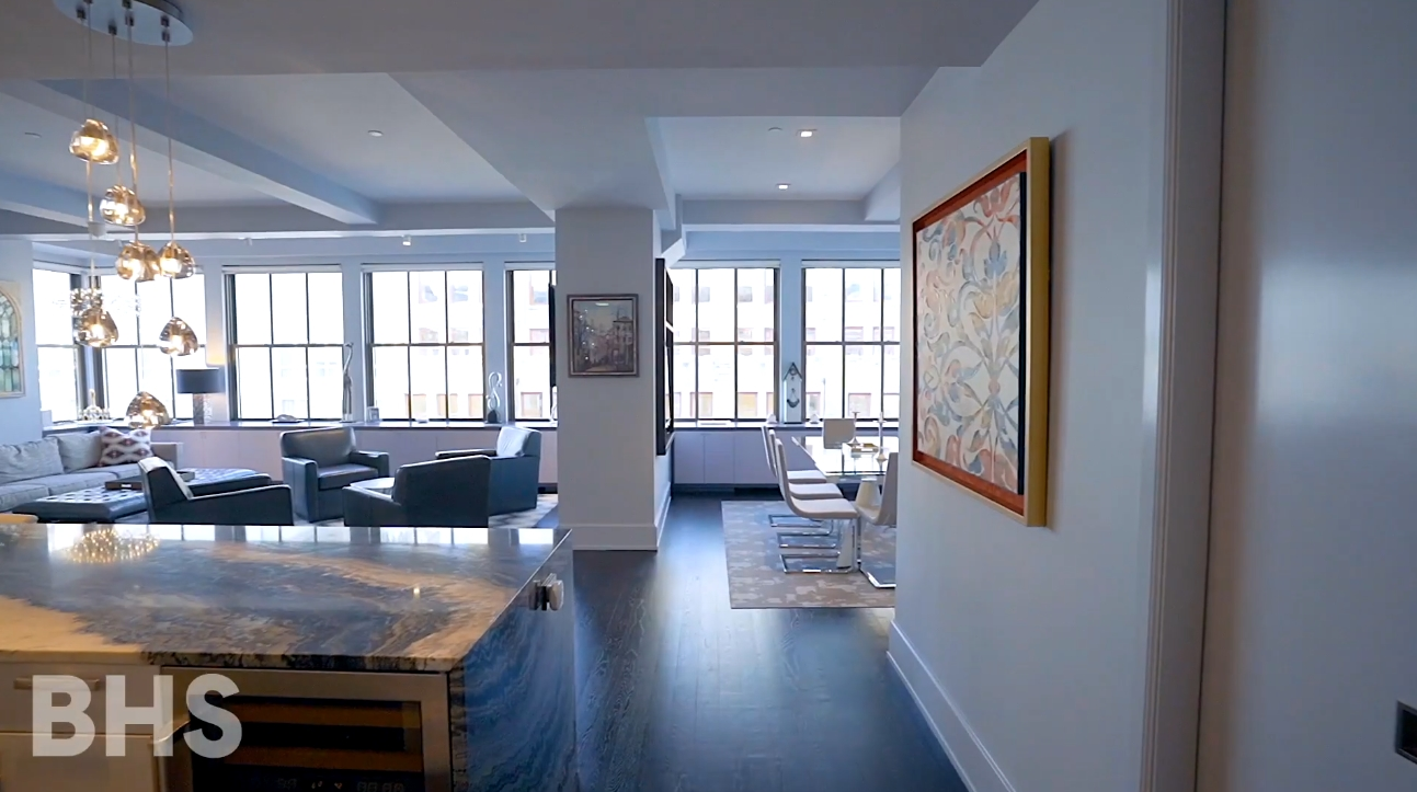 14 Photos vs. 130 W 30th St #17A, New York City Condo Interior Design Tour