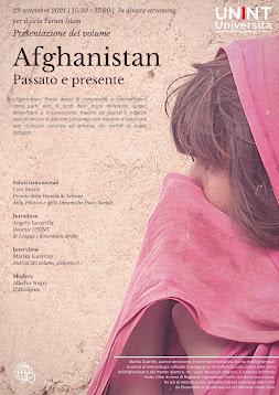 "UNINT UNIVERSITA' presenta: Marika Guerrini ""Afghanistan passato e presente"""