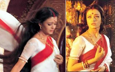 aishwarya devdas saree climax