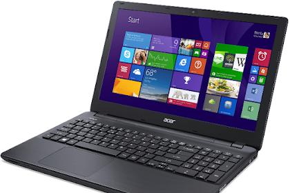 Laptop Acer Aspire E5-551,Cocok Bagi Pengguna Desain atau Animasi