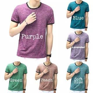 Toko Online Kaos Polos Bahan Spandek Asli di Bobong