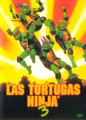 Las Tortugas Ninja 3 – DVDRIP LATINO