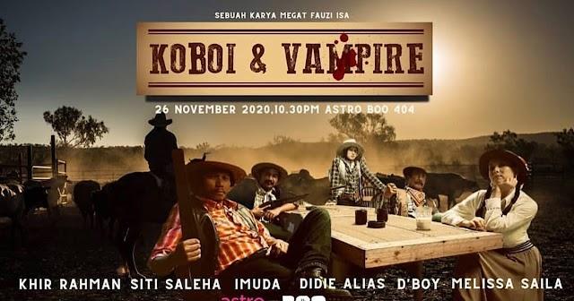 Telefilem Koboi & Vampire