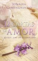 libro 12 cartas de amor