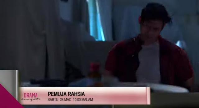 Cerekarama Pemuja Rahsia TV3 (2020).