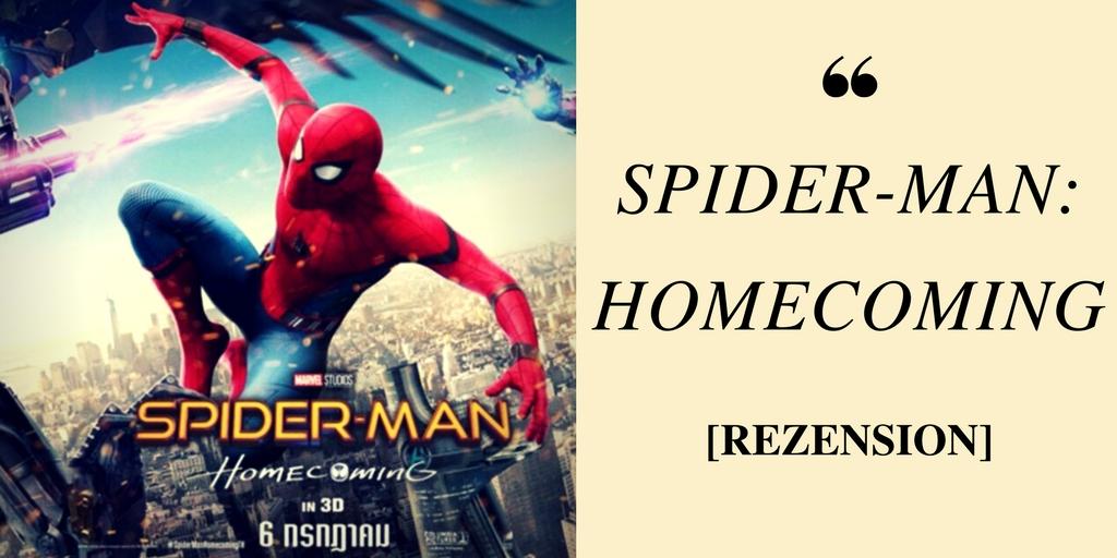 Spiderman Homecoming Bewertung