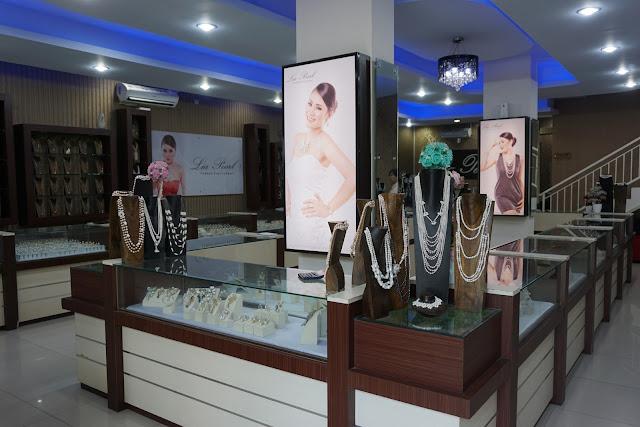 Belanja oleh-oleh Khas Lombok