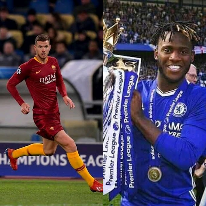 Roma Eye Michy Batshuayi As Possible Transfer & Replacement For Dzeko