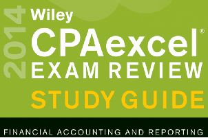 Wiley Study Guide Financial and Reporting 2014 -كتاب