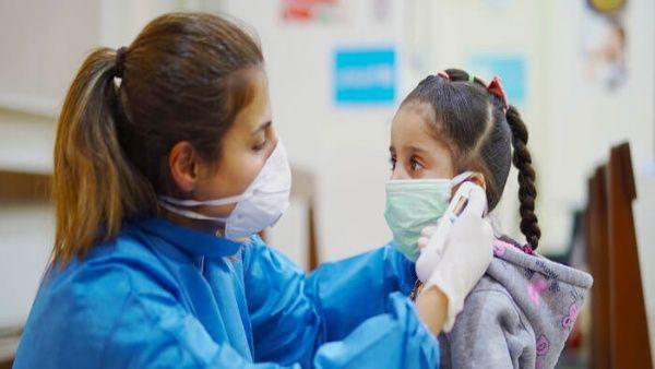 ONU llama a garantizar protección de los niños ante pandemia
