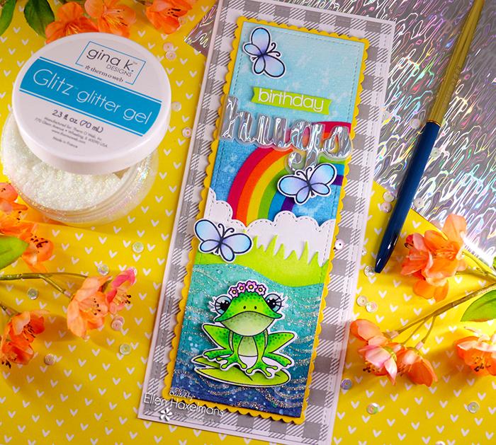 #ThermOWeb #foil  #decofoil #glitzglittergel #neon #ginakdesign #rinakdesign #photoplaypaper #fernandwillardstamp set #flock #decofoilflock #rainbowcolors #cardmaker #craftylady #studio #onmydesk #MyFavoriteThings #handmadecard  #cardmaking  #stamping  #hellocard  #friendshipcard  #cardmaking  #flowercard  #crittercard #slimlinecard  #handmade  #dieset  #paperart  #hobby  #flowersformomdieset  #happysmilesdie  #distressink  #papierkunst  #dutchcardmaker