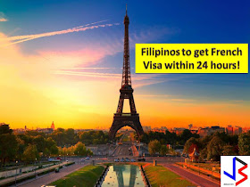 From more than 10 days, the process of getting a French visa will be shorter to just 48 hours or 48 hours starting November 1, 2017  This is France's strategy to invite tourist in their country after the number decreased due to series of attacks that hit Paris and Nice last year.  Prime Minister Edouard Philippe announced that the fast visa processing is open to citizens of the following countries; Russia India Thailand Cambodia Laos Myanmar Indonesia Philippines. Read: 20 Visa-Free Countries to Visit this 2017 for Philippine Passport Holder