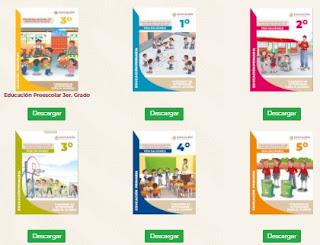Materiales Programa Nacional de Convivencia Escolar (PNCE)