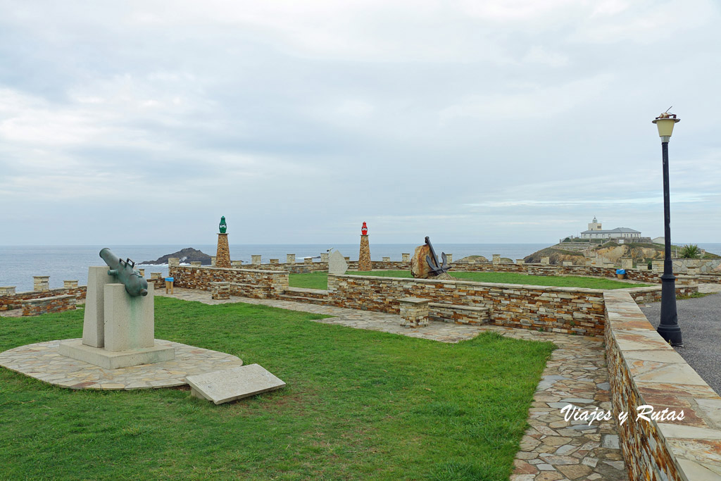 Faro de Tapia, Asturias